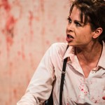 Ashlea Kaye as Marcus in Smooth Faced Gentlemen's all-female Titus Andronicus