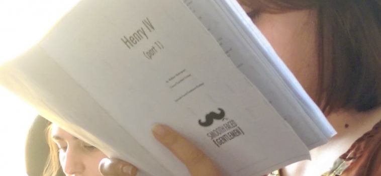 PLAY-reading-TIME: Henry IV (part 1)