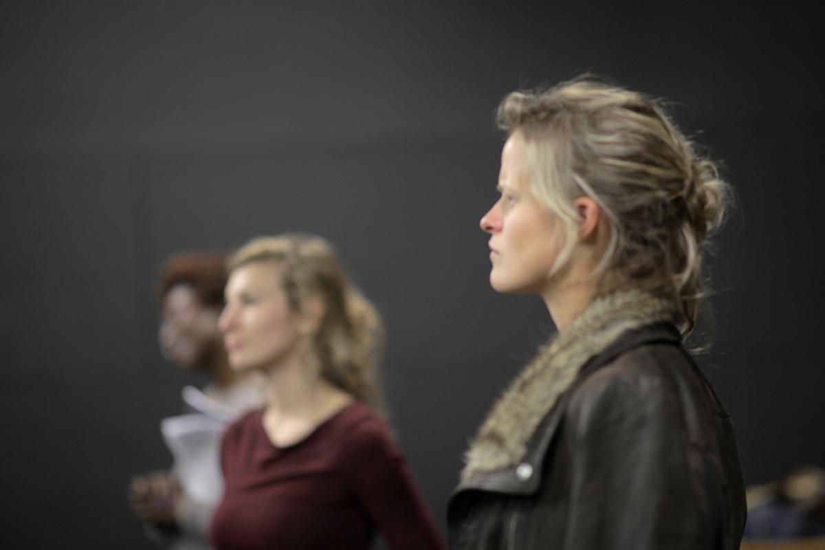 Titus Rehearsal Blog: Henri on Titus