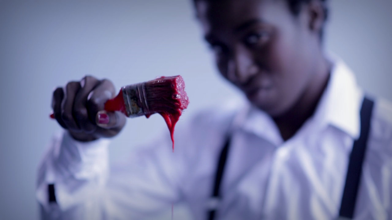 Teaser Trailer for Titus Andronicus